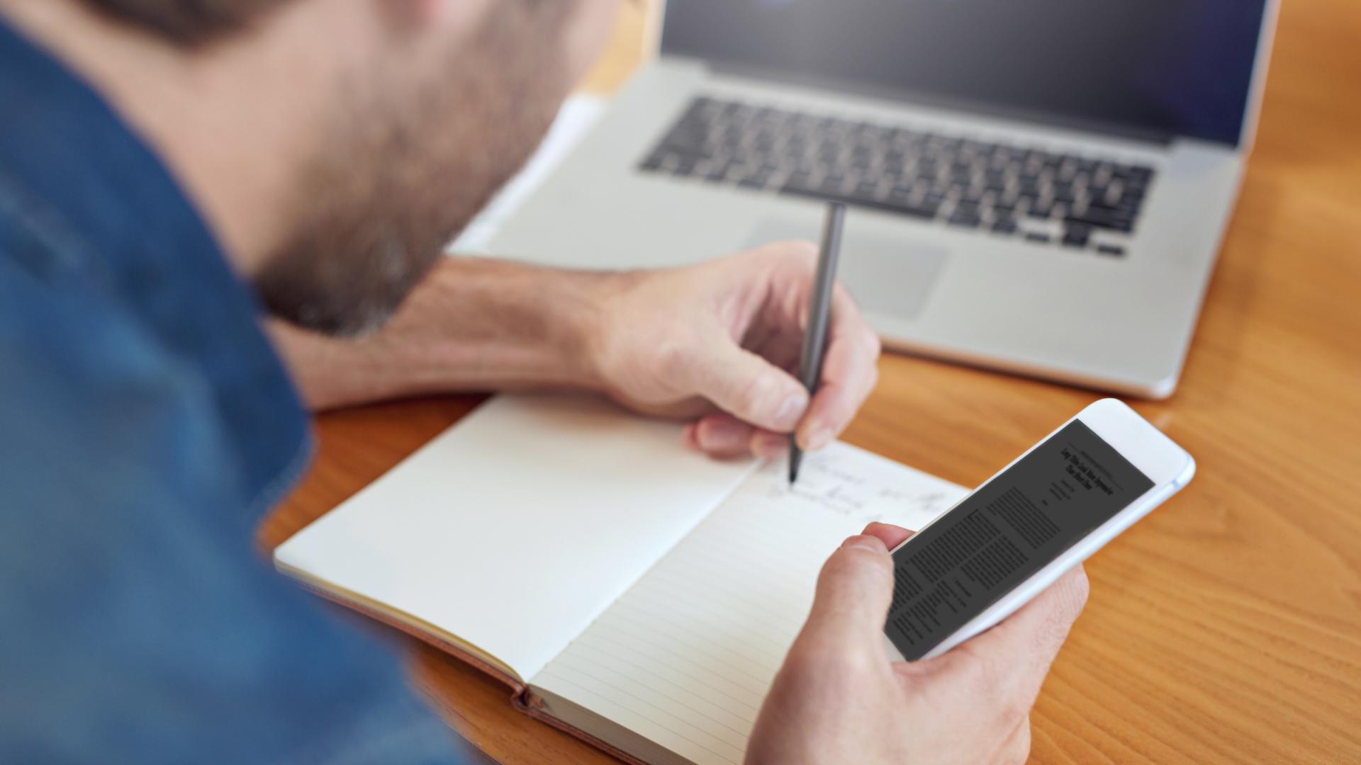 Como tirar sua ideia do papel - Dicas para aprender a priorizar tarefas.